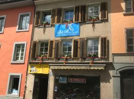 B&B Huus Zur Vielfalt, Winterthur