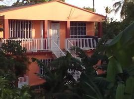 Posada Nativa Miss Casira, San Andrés (El Tamarindo yakınında)