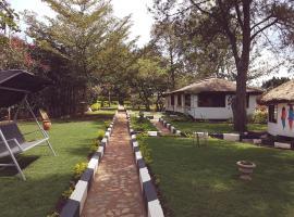 Mwitongo Lodge, Butiama (Near Bunda)