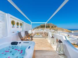 Lindos Allure Villa