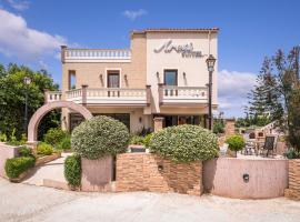 Areti Suites, Kathiana (Near Chania International Airport)
