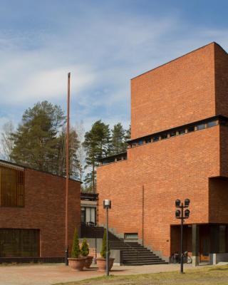 Säynätsalon Town Hall Apartment
