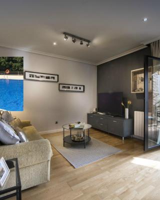 Premium luxury city center apartment