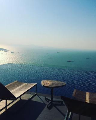Pattaya Centric Swimming Pool Apartment