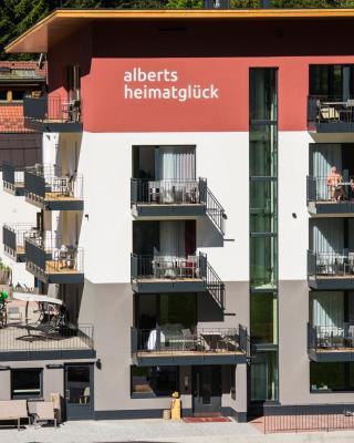 Alberts Heimatglück