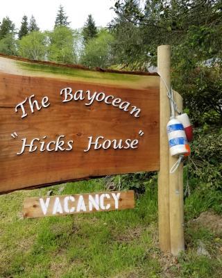 Bayocean 'Hicks' House