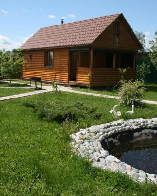 Individual House-Sauna