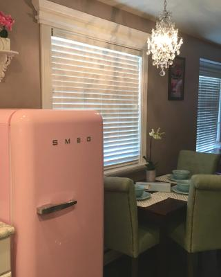 The Pink Fridge