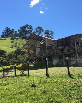 Casa Pampa Ecocabaña