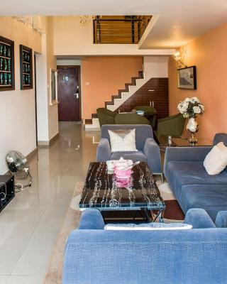Foshan Lovely Duplex Apartment