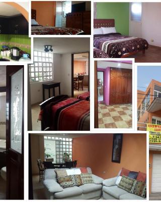 MJ Habitaciones Puebla.