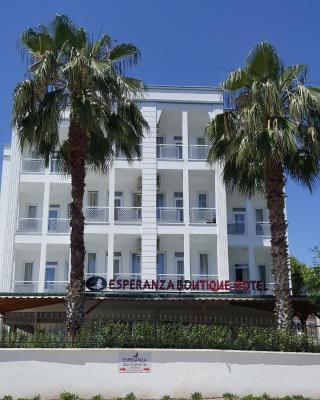 Esperanza Boutique Hotel, Antalya – Updated 2019 Prices