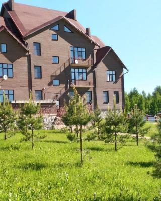 Mini Hotel Tri Ozera