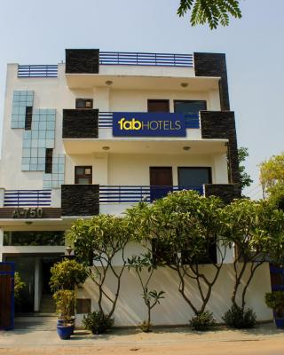 FabHotel The Residency DLF Galleria