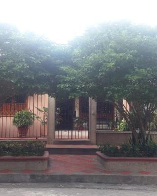 Terraza's House