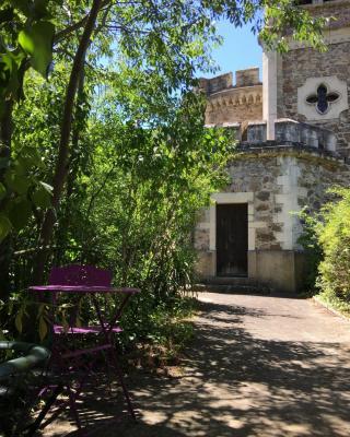 La maison du curé - Château de Rochetaillée