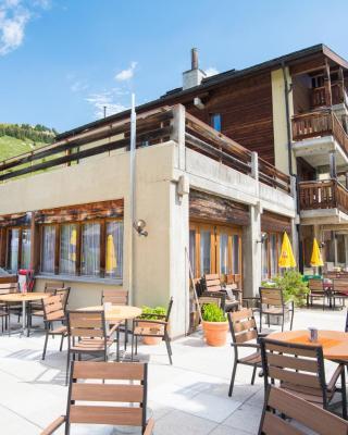 ホテル レストラン ジルバーザント