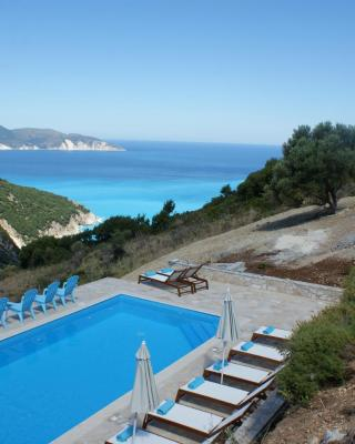 Myrtos View Apartments