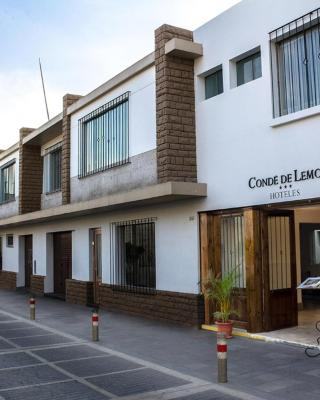 Conde de Lemos Arequipa