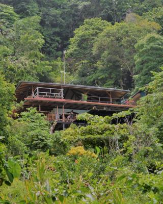 Lookout Inn Beach Rain-forest Eco Lodge
