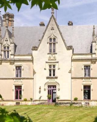 Chateau de Montreuil sur Loir