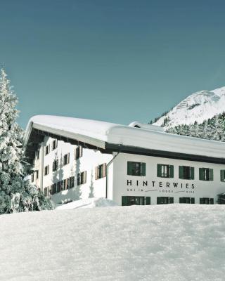 Hinterwies – Ski In / Lodge / Dine