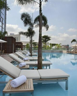 Oasia Hotel Novena, Singapore by Far East Hospitality