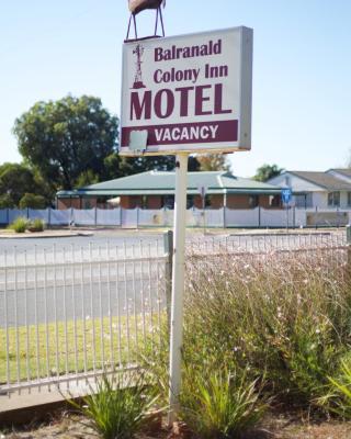Balranald Colony Inn Motel