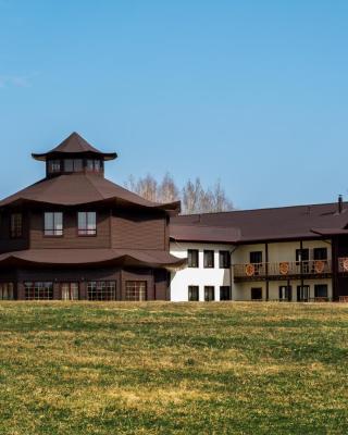 Hotel Dzen in Shekoldino
