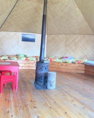 Camping in Turka