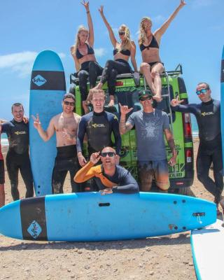 Line up Kite & Surf Camp