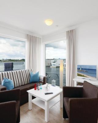 Two-Bedroom Apartment OstseeResort Olpenitz with Sea View 09