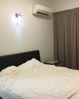 Kinta river front apartment