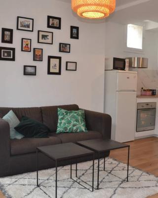 Appartement type loft