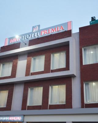 Mint Hotel Premia Chandigarh, Zirakpur