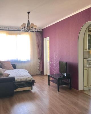 Apartment on Avtomobilnyy pereulok