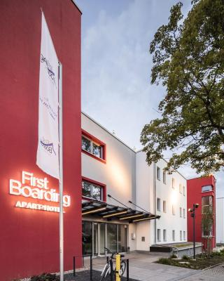 Apart-Hotel FirstBoarding Bayreuth