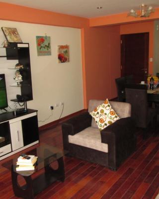 Furnished apartment Cusco