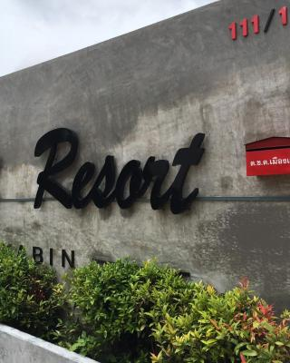 The Loft Resort Kabin Buri
