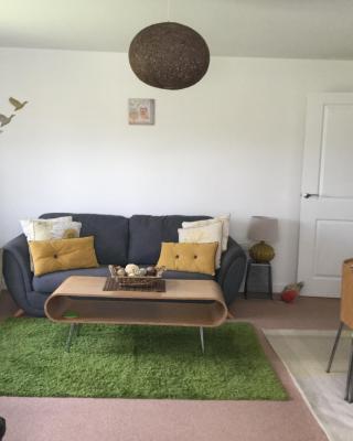 Nice 2bed Flat/En-Suite/Near town