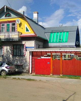 Guest house na Atlasova 31
