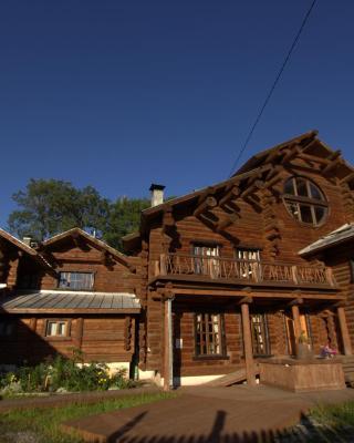 Etnokompleks Bobrovaja Dolina