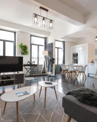 Vaste appartement hypercentre