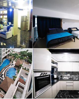 2 Floor Luxury Loft Condominium