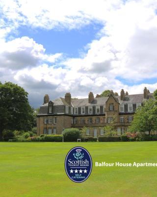 Balfour House Apt-Arthur's Seat view
