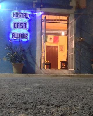 Hostal Casa Allende