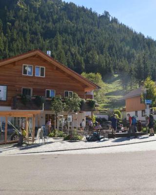 Bergsteiger-Hotel Grüner Hut