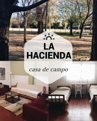 La Hacienda Villa Allende