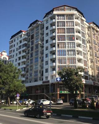 Apartment on Khalturina 11