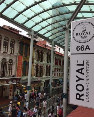 Royal Lodge @ Pagoda Street